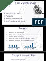 Medidas de Variabilidad (2)