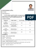 Resume Rakesh (N)