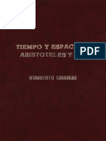 Giannini, Humberto - Tiempo y espacio en Arist¢teles y Kant.pdf