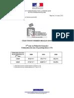2018-5-6  Taux de participation en Polynésie française - 17h