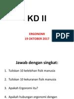 KD II Ergo