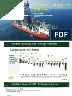 Ecopetrol y El Reto Del Offshore