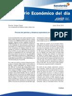 Precios Del Petroleo y Dinamica Exploratoria en Colombia
