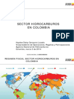 Sector Hidrocarburos en Colombia