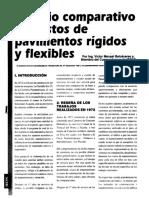4 Estudio Comparativo de Costos de Pavimentos Rigidos y Flexibles