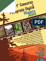 Madera Justa - Fundacion COPADE