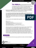 Teknik Mempelajari Matematik PMR 2010