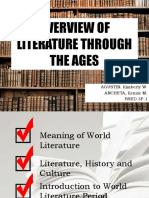 lit2worldlit-overviewofliteraturethroughtheages-170126091459
