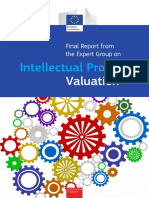 Expert Group Report on Intellectual Property Valuation IP Web 2
