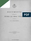 Documente privitoare la istoria lui Mihai Viteazul.pdf