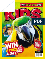 National Geographic Kids 2013 No06 106 June