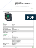 Zelio Plug-In Relays_RXM2AB1JD