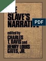 The Slave's Narrative