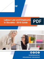 2018 Labour Law and Employment Slovakia
