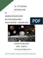 IGCSE PHYSICS - Revision Guide - Andrew Richard Ward - 2014