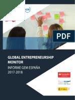 Global Entrepreneurship Monitor. Informe GEM España 2017-18.pdf