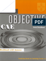 Objective CAE Work Book