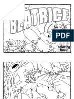 Beatrice Coloring Book