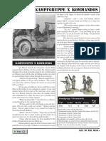 BGWWII Kampfgruppe X Play Sheet