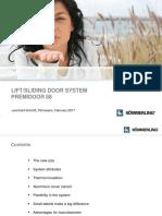 KÖMMERLING PremiDoor 88 Produktpräsentation_EN