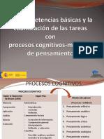 Relación Estilos de Pensamiento y Competencias Básicas