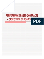 Class 30 - Performance Based Contracts - Case Study of Road Sector.pdf