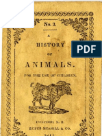A History of Animals
