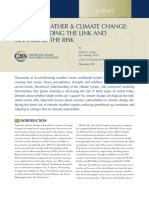 White Paper Extreme Weather Climate Change Understanding Link Managing Risk