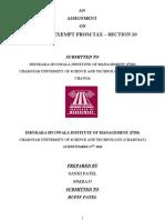 Sanni Patel Tax Assignment