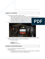 Cafe Performance System Manual v1.0