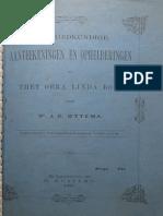 1878 Geschiedkundige Aantekeningen en Ophelderingen bij Thet Oera Linda Bok