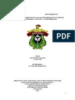 Karakteristik Pasien Rawat Jalan Di Puskesmas Watampone Kab.bone Periode 1 Januari – 31 Desember 2012