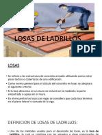 Losas de Ladrillos(1)