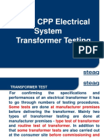Transformer Testing PPT.ppt