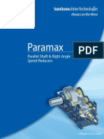 Paramax Gearbox
