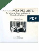 KEMP, Martin. La Ciencia Del Arte. Capitulo I