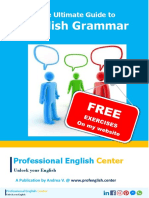 A Guide to English Grammar - Updated - Complete