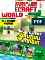 Minecraft World 38 - 2018 UK