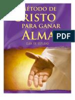 Guia Metodo de Cristo Para Ganar Almas