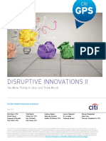 Citibank - Disruptive Currencies