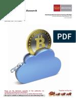 Wells Fargo Bitcoin 101