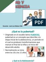 PUEBRTAD Y ADOLESCENCIA COLEGIO .pptx