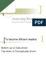 Assesing Reading
