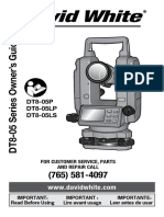 DT8 05 Manual