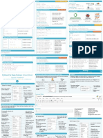 Python for Data Science - Cheat Sheets
