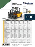 Grua Horquilla Dimensiones PDF