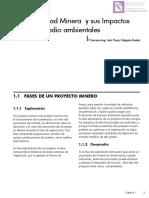 Semana 14 Impactos y Riesgos Ambientales de La Actividad Minera