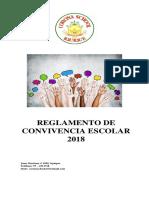 Reglamento de Convivencia Corona School 2018