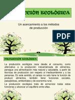 Producción orgánica