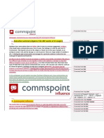 Commspoint Influence Whitepaper Updated_12july17